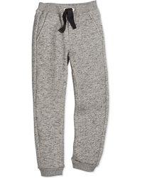 Kenzo Fleece-Lined Track Pants - Lyst
