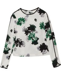 A.L.C. Schoolly Top Floral - Lyst