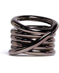 Eddie Borgo - Slip Knot Ring - Lyst