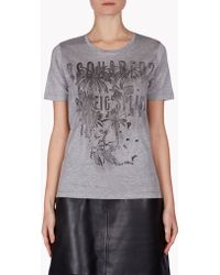 DSquared² T-Shirt - Lyst