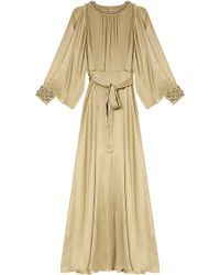 Temperley London Long Mounia Dress - Lyst