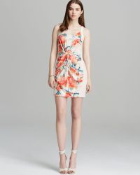 Rebecca Minkoff Dress Joshua Silk - Lyst