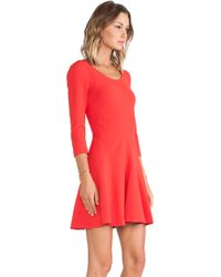 Diane Von Furstenberg A Line Dress - Lyst