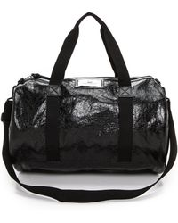 Day Birger Et Mikkelsen Day Gweneth Metallic Sport Bag - Black - Lyst