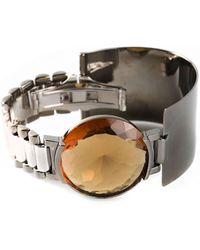 Delfina Delettrez Timeless Bracelet - Lyst