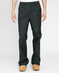 The North Face Pursuit Black Waterproof Trousers black - Lyst