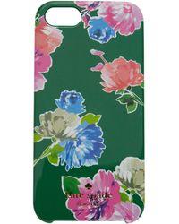 Kate Spade Hybrid Hardshell Iphone Case - Lyst