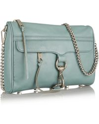Rebecca Minkoff Mac Leather Shoulder Bag - Lyst