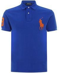 Polo Ralph Lauren Big Pony Polo Shirt - Lyst
