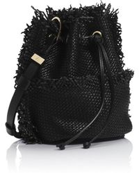 Tamara Mellon Black Elixir Small - Lyst