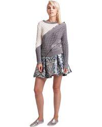 Sachin & Babi Tohunga Knit Sweater - Lyst