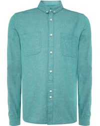 Bellfield Fleck Long Sleeve Shirt - Lyst