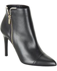 Lanvin 95 Stiletto Ankle Boot - Lyst