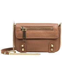 Linea Pelle Dylan Crossbody Mini Bag - Lyst