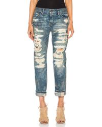 Nsf Clothing Beck Jean - Lyst
