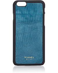 Vianel - Lizard Iphone 6 Case - Lyst