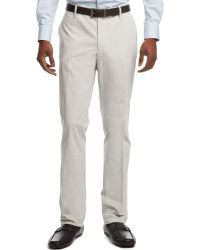 Kenneth Cole Reaction Superslim Fit Dress Pants - Lyst