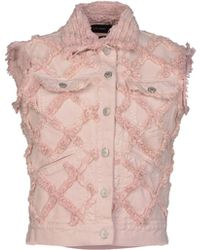 Isabel Marant Denim Outerwear - Lyst