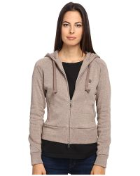Armani Jeans - Sparkly Hoodie - Lyst