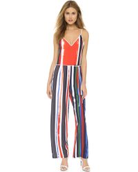 Clover Canyon - Painted Horizon Jumpsuit - Multi - Lyst
