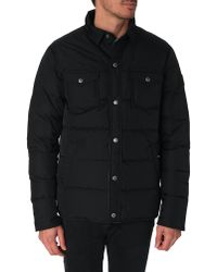 Penfield Rockford Navy Down Jacket - Lyst