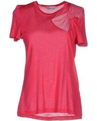 RED Valentino T-Shirt - Lyst
