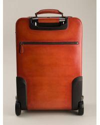 Berluti - Formula Venzia Suitcase - Lyst