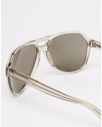 Dolce & Gabbana Aviator Sunglasses - Lyst