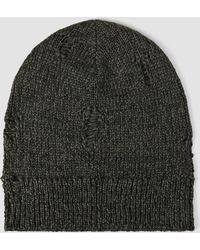 AllSaints - Ektarr Beanie Hat - Lyst