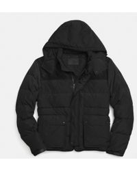 Coach Summit Down Jacket - Lyst