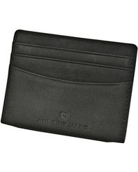 Andrew Marc - 'sheridan' Card Case - Lyst
