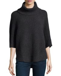 Kors by Michael Kors - Chunky-knit Turtleneck - Lyst