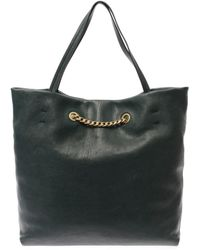 Lanvin - Carry Me Leather Tote - Lyst