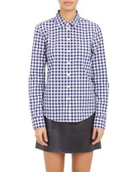 Band of Outsiders - Oxford Shirt - Lyst