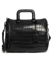 3.1 Phillip Lim Wednesday Medium Boston Satchel Wednesday Medium Boston Satchel - Lyst