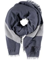 Forever 21 - Stripe-patterned Scarf - Lyst