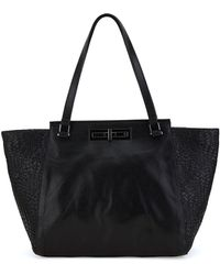Elliott Lucca Bali 89 Leather Tote - Lyst