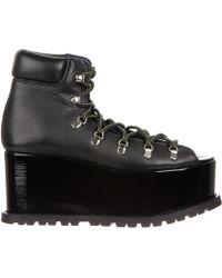 Sacai Boots - Lyst