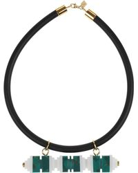 Lily Kamper Necklace - Lyst