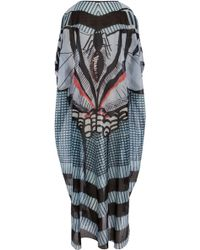 Temperley London Long Papillon Kaftan - Lyst