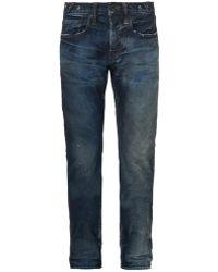 PRPS Noir - Noir Demon Tapered-leg Jeans - Lyst