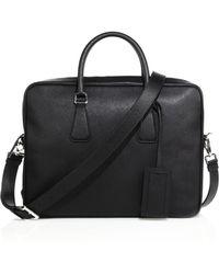 red prada handbags - prada white leather travel bag