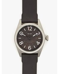 Tsovet Mens Silver Black Jptnt42 Watch - Lyst
