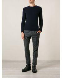 Ermanno Scervino Classic Sweater - Lyst
