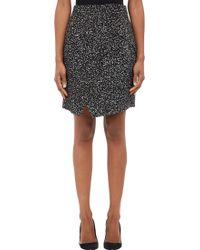 Proenza Schouler Asymmetric-Tiered Mini Skirt - Lyst
