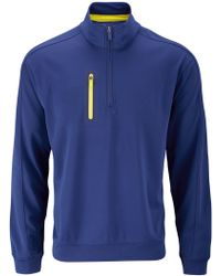 Bobby Jones - Xh20 1/4 Zip Rtj Jumper - Lyst