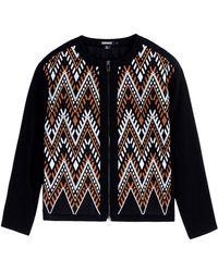 DKNY Jacket black - Lyst