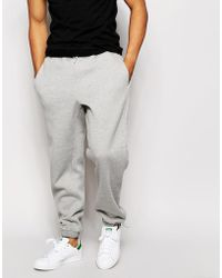 Abuze London - Abuze Tappered Joggers - Lyst