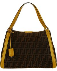 Fendi Bag-Leather - Lyst