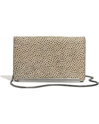 Madewell The Friday Clutch in Spot Dot - Lyst